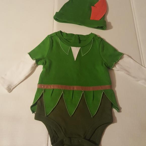 a65e2c6d DISNEY BABY Costumes | 912 Mos Peter Pan Costume | Poshmark
